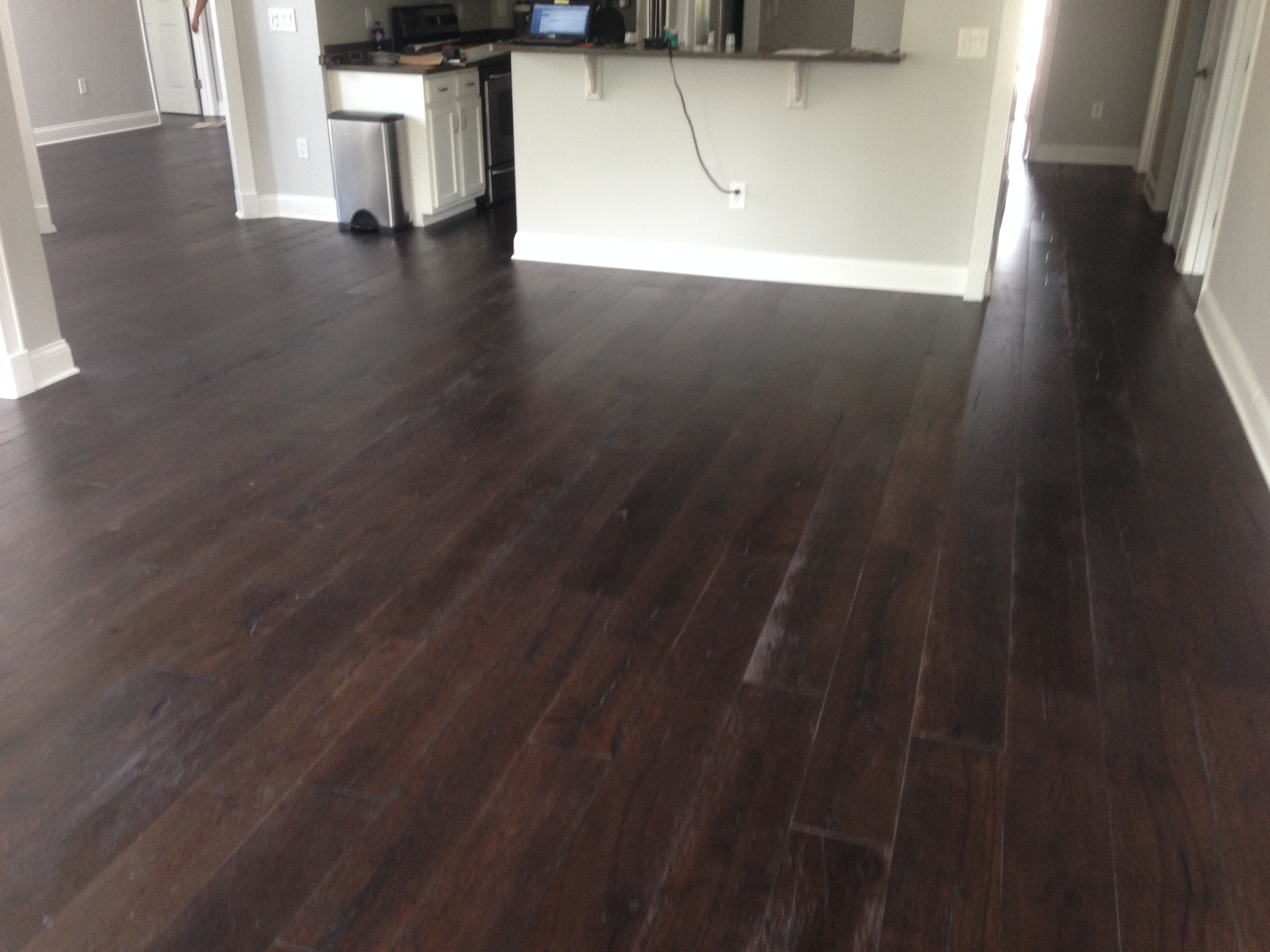 Flood Water Flooring Replacement In South Jax Beach