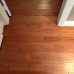 New Engineered Wood Flooring - Forest Accents' Timeless Textures line in Maple Tawny.