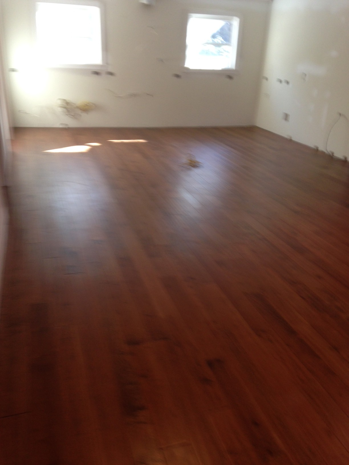 Engineered Wood Flooring Modern House