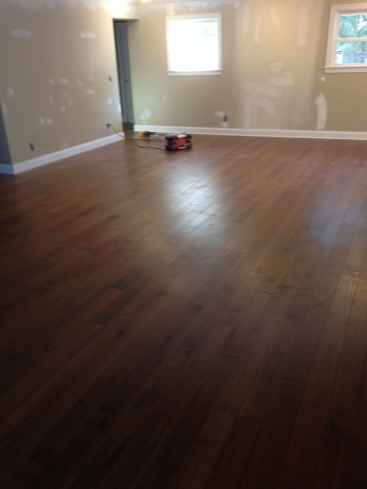 Engineered wood flooring home improvement in mandarin for Home flooring