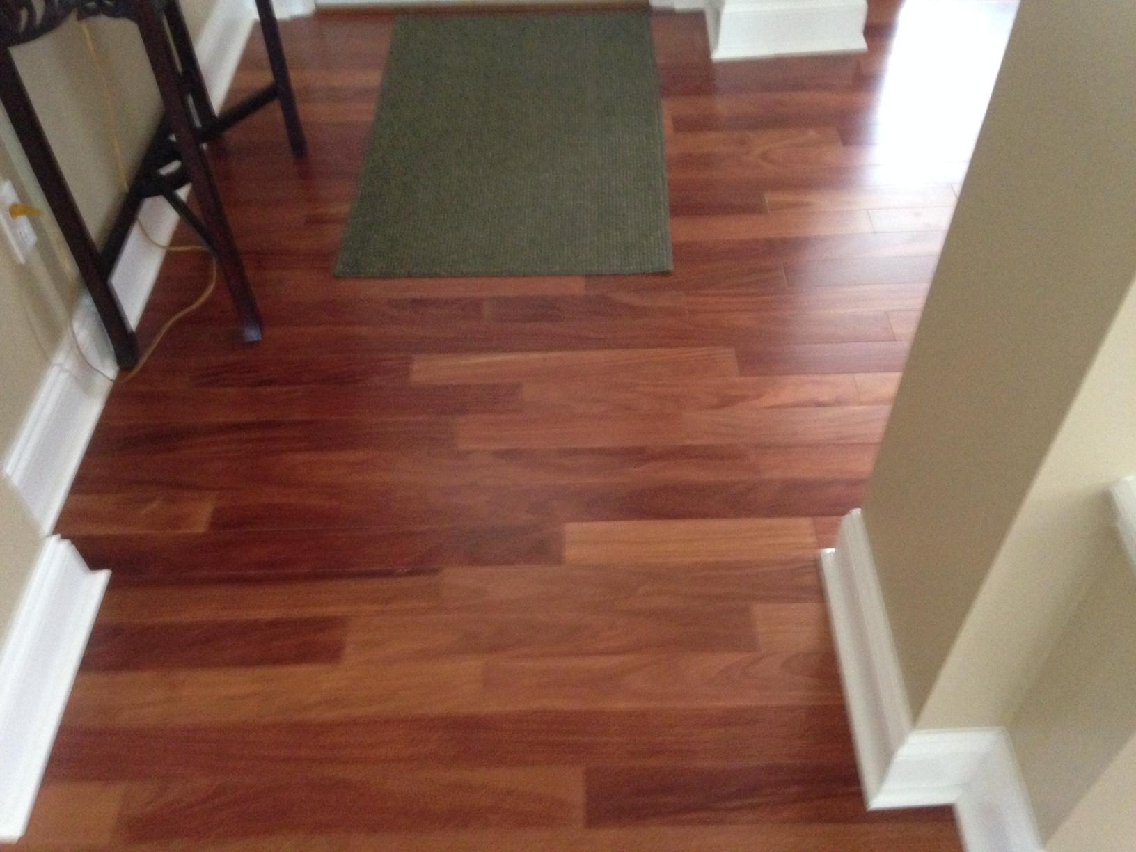 Wood and ile Flooring in Jacksonville Florida - ^