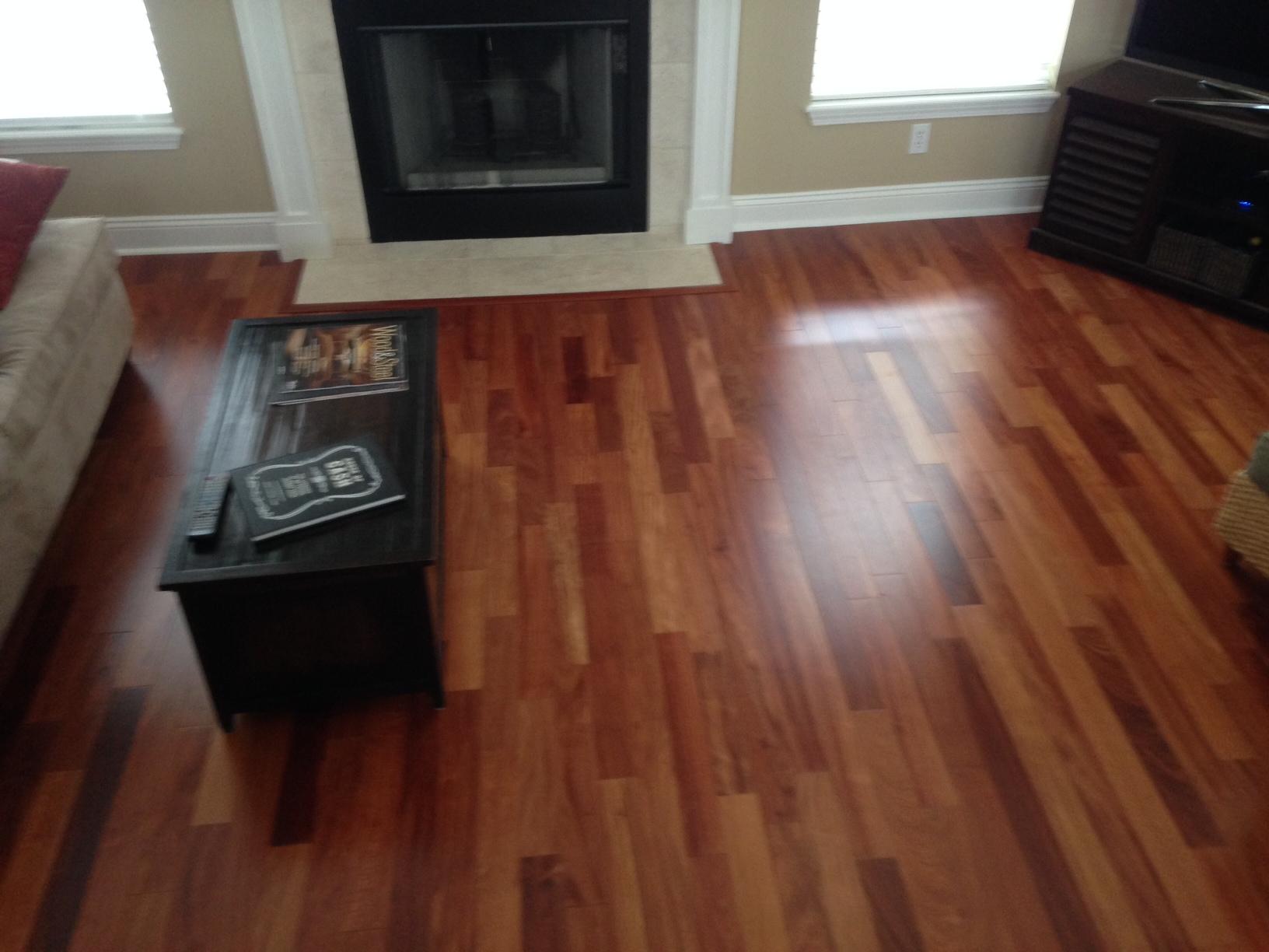 ngineered Hardwood Flooring in Ponte Vedra - ^