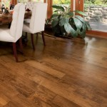 Aged Maple Praline solid hardwood flooring by Mirage