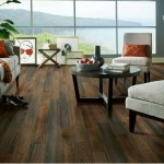 Brindle Oak laminate flooring by Armstrong