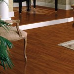 Cabreuva laminate flooring by Armstrong