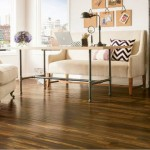 Millwork Block Burnt Ombre laminate flooring by Armstrong