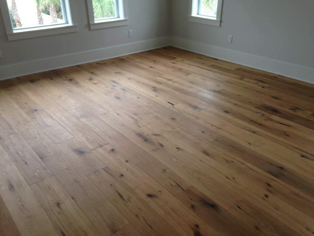 White Oak Natural - Prefinished Engineered - Du Chateau