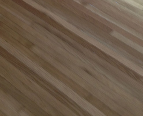 Prefinished Solid Red Oak Wood Flooring