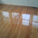 Solid, 100 year old, Heart Pine Flooring - refinishing