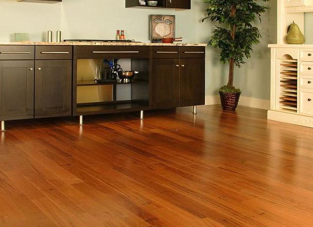 Teak laminate flooring gurus floor for Teak laminate flooring