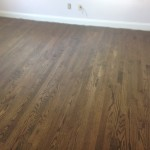 Elegant stained and finished hardwood floors in Epping Forest