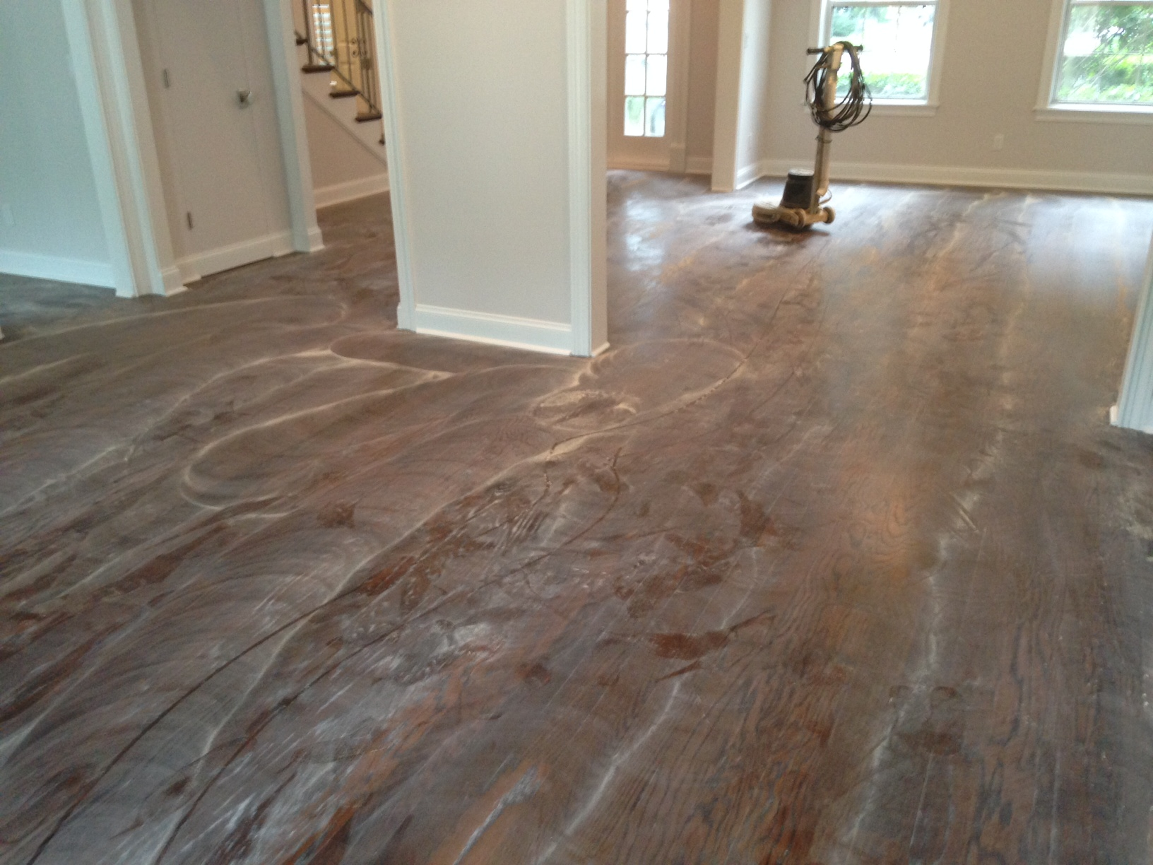 Screening A Prefinished Hardwood Floor Gurus