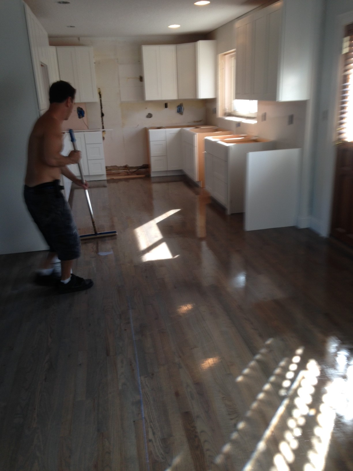 Wood Flooring Refinish And Repair In Jacksonville Beach Fl