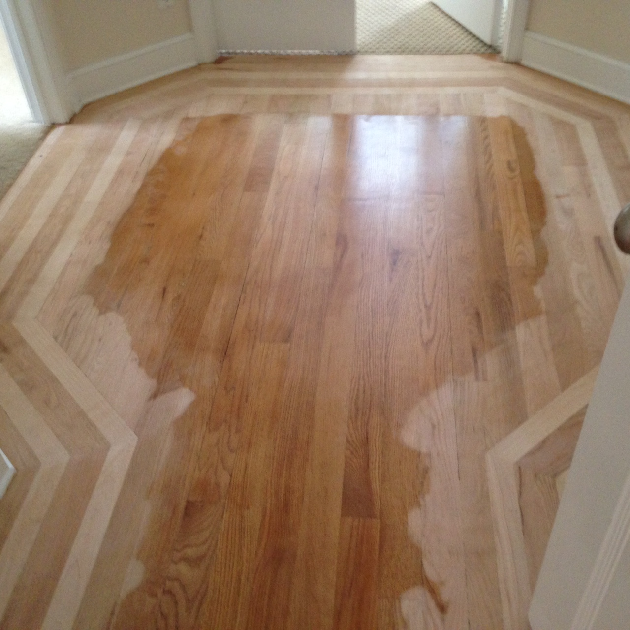 wood floor sand and stain archives - dan's floor store