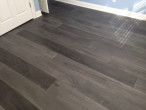 Blackish-gray White Oak flooring
