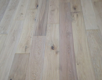 White Oak With White Stain Plantation Country Club Dan