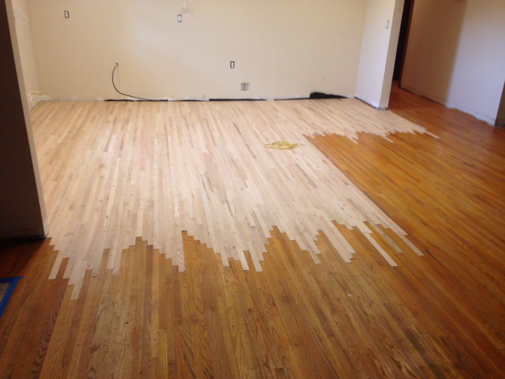 Wood Floor Repair And Refinishing In Jacksonville Dan S