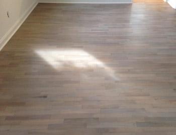 Refinishing Wood Floors For A Beach House Look Dan S