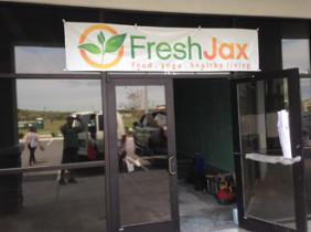 Fresh Jax store front