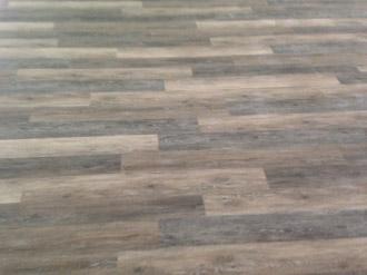 Vinyl Plank Flooring Installation For A Yoga Studio