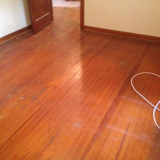 Refinishing old heart pine floors in st augustine dan 39 s for Flooring st augustine