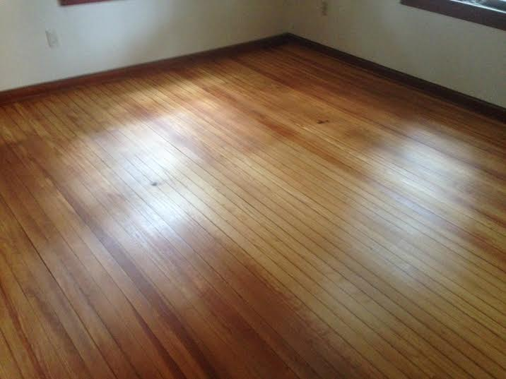 Refinishing old heart pine floors in st augustine dan 39 s for Pine wood flooring