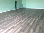 Vinyl plank flooring installed by Dan's Floor Store