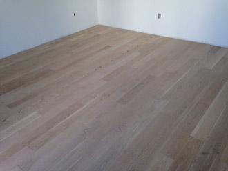 New Solid White Oak Flooring In Atlantic Beach Florida