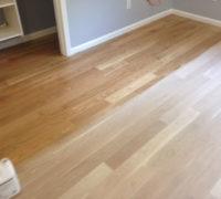 Finishing White Oak wood floor