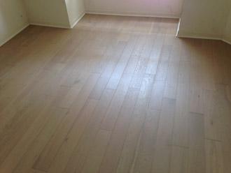 Oak hardwood flooring installation in villages of vilano for Flooring st augustine
