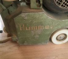The Hummel floor belt sander