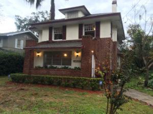 Home in Historic Avondale neighborhood of Jacksonville, Florida