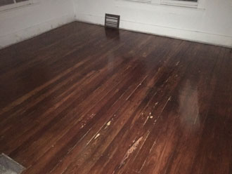 Refinishing Old Heart Pine Floors And Stairs Historic