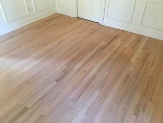 Whitewashed Refinished Red Oak Flooring Sawgrass Tpc