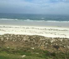 Atlantic Ocean view - Beachcomer condos
