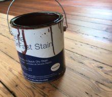 Bona Rosewood wood floor stain
