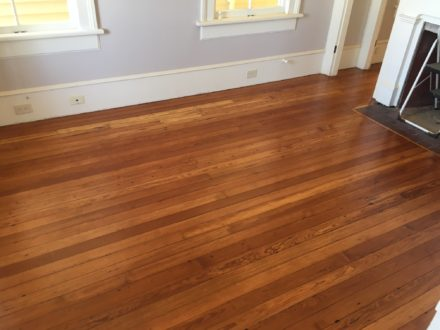 Wood Floor Repair And Refinishing Ponte Vedra