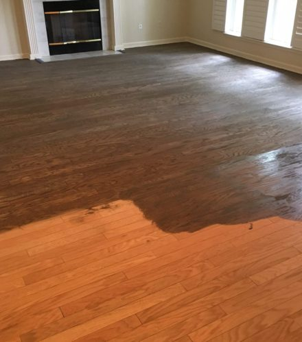 RedOakFlooringRefinishingCimarroneCountryClub