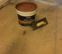 Bostic Vapor-Lock sound deadener adhesive