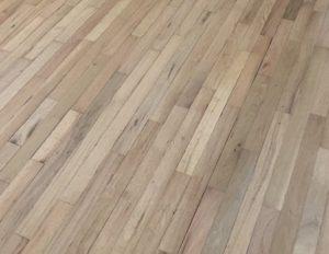 Whitened old wooden floor