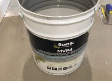 Bostik MVP (Moisture Vapor Protection)