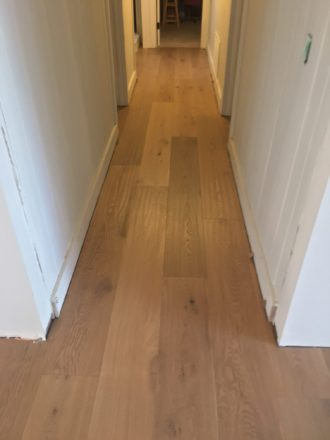 Wire brushed oak flooring archives dans floor store installed wire brushed white oak wood flooring ppazfo