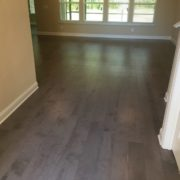 Engineered maple hardwood flooring
