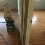 Old red oak plank floors - Ortega