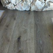 Installing engineered vinyl plank flooring