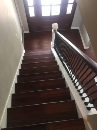 Staircases And Stair Treads In Jacksonville Florida