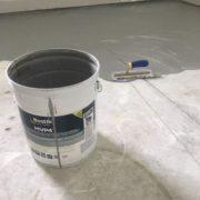 Prepping concrete slab subfloor - MVP4
