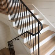 Engineered French Oak stair treads