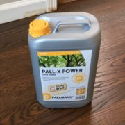 Pall-X Power finish by Pallmann