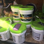 Bostik's GreenForce adhesive moisture control membrane
